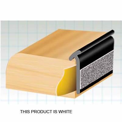 Exitex Lipped Glazing Tape - 33 metres - White