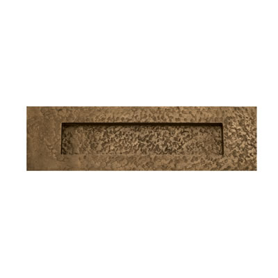 Louis Fraser Letter Plate - 352 x 104mm - Oil Rubbed Bronze