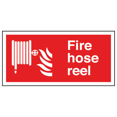 Fire Hose Reel - 150 x 300mm)