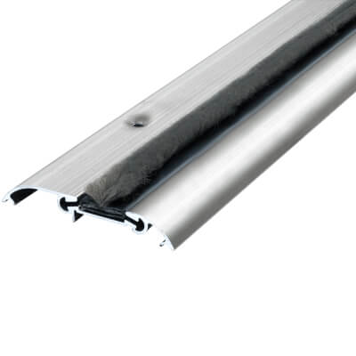 Stormguard FS60 Fire and Smoke Threshold - 914mm - Aluminium)