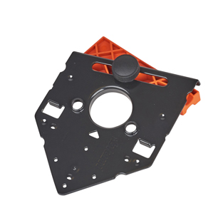 Blum Hinge Fixing Position and Mounting Template