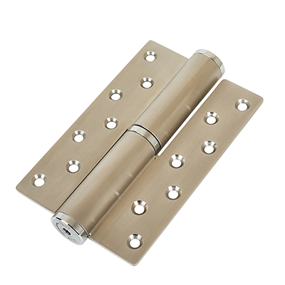 Hydraulic Hinge to suit 40kg Door - Right Hand - Satin Stainless Steel)