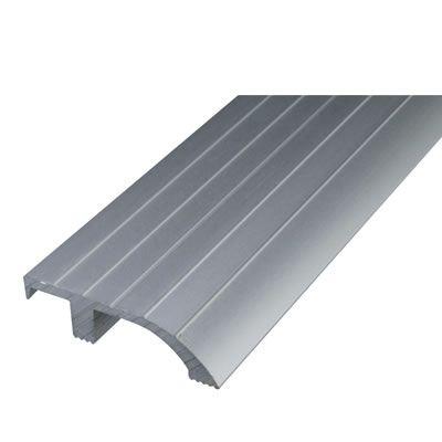 Norsound 695 Threshold Seal - 2100mm - Satin Anodised Aluminium)