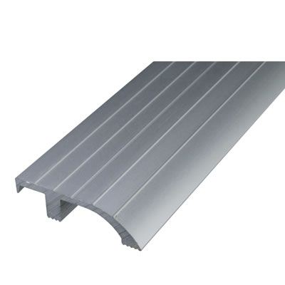 Norsound 695 Threshold Seal - 2100mm - Satin Anodised Aluminium)
