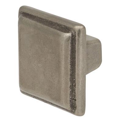 Crofts & Assinder Windsor Iron Cabinet Knob - 34mm - Iron