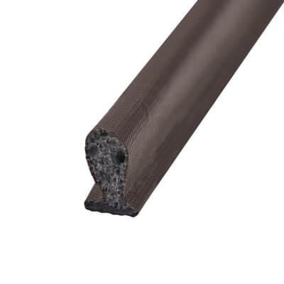 Exitex D Slot Aquatex Seal 9.5mm - 25 metres - Brown