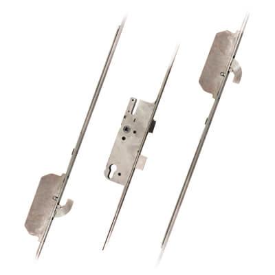 Ferco 3 Point - uPVC/Timber - Multipoint Door Lock - Kit 3)