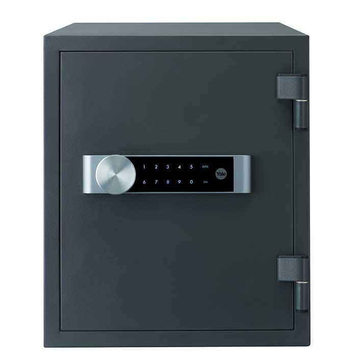 Yale® Large Fire Safe - 420 x 352 x 433mm - Grey)