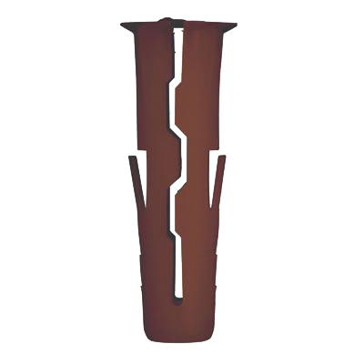 Rawlplug UNO Wall Plug - Brown - Pack 96)