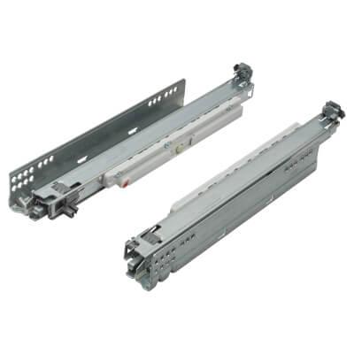 Blum MOVENTO TIP-ON Drawer Runner - Full Extension - 40kg - 500mm