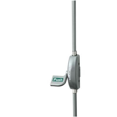 Exidor 502A-P/UD Single Door Push Pad Bolt - uPVC)