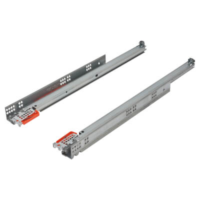 Blum TANDEM BLUMOTION Soft Close Drawer Runners - Full Extension - 600mm - 50kg