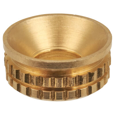 Inset Cup - Suit No. 10 - Brass - Pack 100