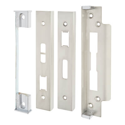 A-Spec Rebate Kit for BS3621 Sashlock - Satin Stainless
