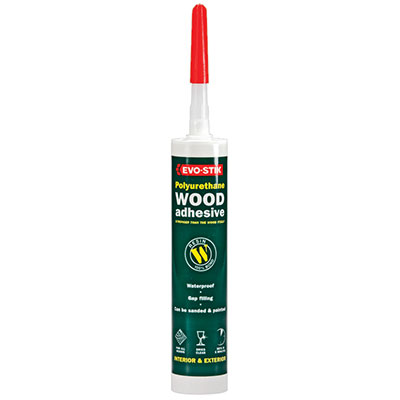 Evo-Stik Polyurethane Wood Adhesive - 200ml