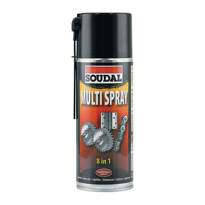 Soudal Multi Spray - 400ml)
