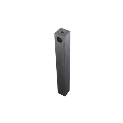 Steel Sash Weight - 15lb (6.80kg) - 433mm (17