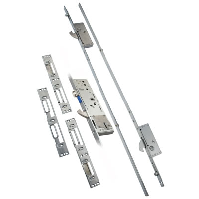 ERA® Vectis High Security 2 Hook 2 Roller Replacement Door Lock