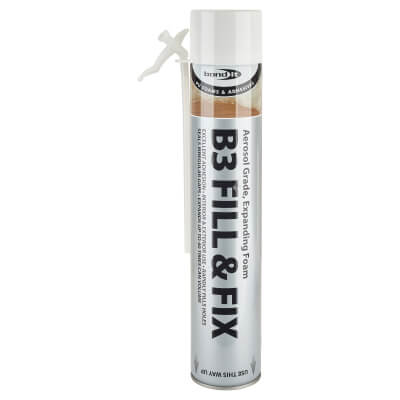 Bond It Expanding Foam Filler - 750ml - Hand)