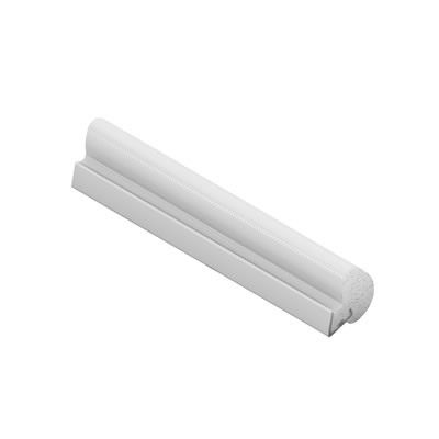 Schlegel Q-Lon 9112 Universal uPVC Window Replacement Seal - 300m - White)