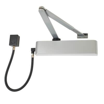 Exidor Guardian Electromagnetic Cam Action Closer - Silver)