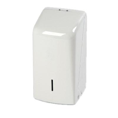 Dolphin Toilet Tissue Dispenser - 287 x 141mm - White Plastic)