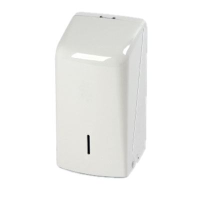 Dolphin Toilet Tissue Dispenser - 287 x 141mm - White Plastic)