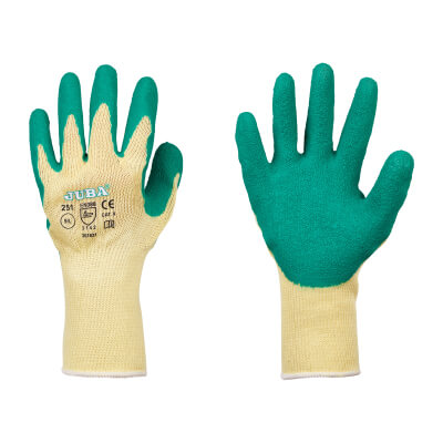 Men's Builders Grip Gloves)