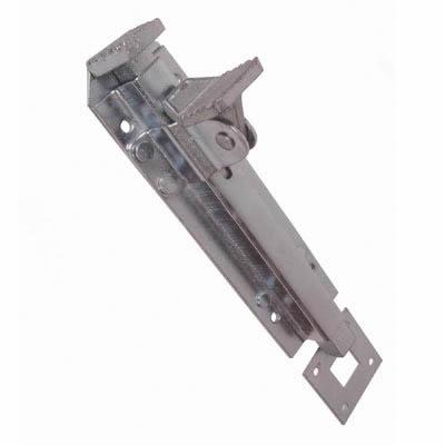 Garage Foot Bolt - 178mm - Zinc Plated