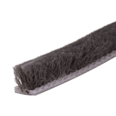 Exitex Slide Pile with Fin - 5mm Pile - Grey)