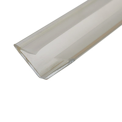 Lorient IS1212 Batwing Acoustic and Smoke Seal - 12 x 12mm x 2100m - Clear - Pack 5