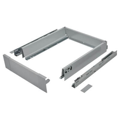 Blum TANDEMBOX ANTARO Internal Drawer - BLUMOTION - (H) 84mm x (D) 450mm x (W) 400mm - Grey