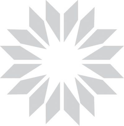 Glass Awareness Sign - Diamond Pattern - 150mm - Pack 5