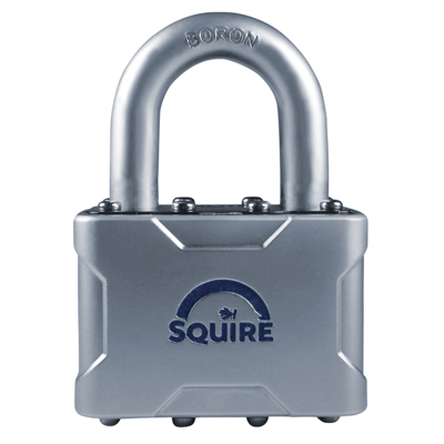 Squire Vulcan Open Shackle Padlock - 50mm