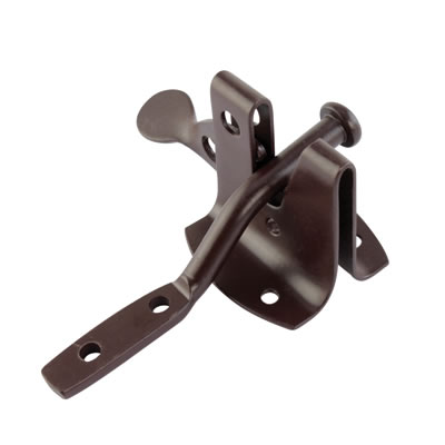 Auto Gate Catch - Brown