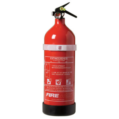 Foam Fire Extinguisher - 2 Litre)
