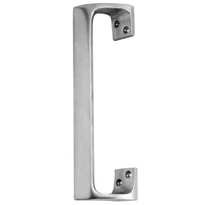 Project Offset Pull Handle - 225mm - Aluminium)