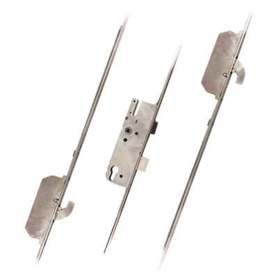 Ferco 3 Point - uPVC/Timber - Multipoint Door Lock - Kit 4)