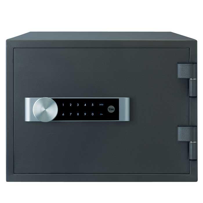 Yale® Medium Fire Safe - 308 x 410 x 342mm - Grey)