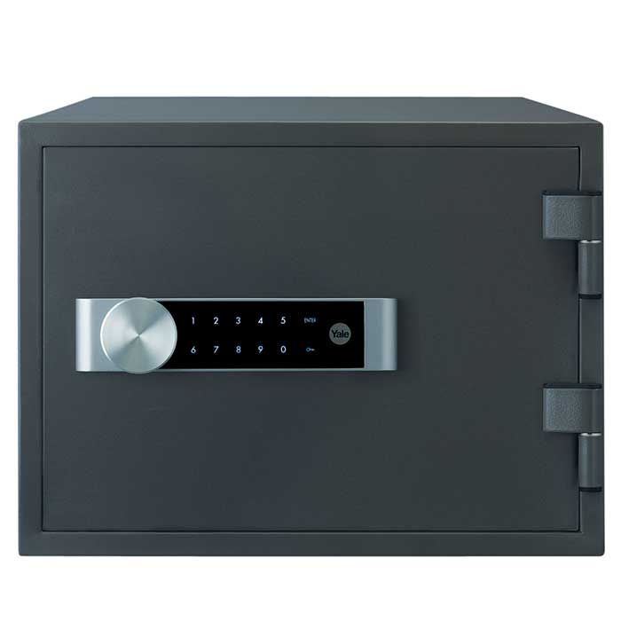 Yale® Medium Fire Safe - 308 x 410 x 342mm - Grey