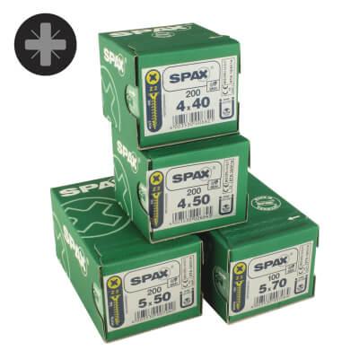 Spax Yellox Trade Pack - Pack 700