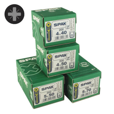 Spax Trade Pack - Pack 700