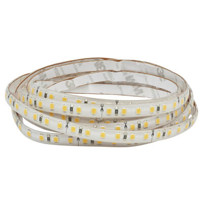 Sensio Viva Flexible LED Cabinet Strip Light - 2000mm Add On Strip - Cool White)