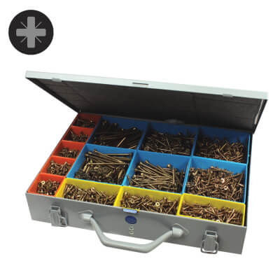 Reisser Cutter System Case - Pack 2680)