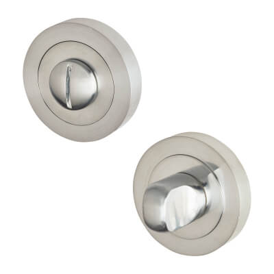 Touchpoint Turn & Release - Satin Chrome)