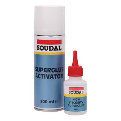 Soudal Mitre Kit Adhesive)