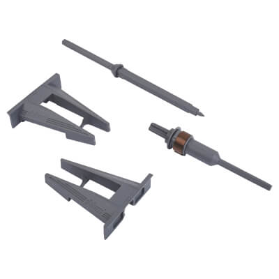 Blum MOVENTO TIP-ON (Push to Open) Synchronisation Set