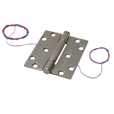 Royde & Tucker (H102-0-FS-BSS) 2 Wire Conductor Hinge - Stainless Steel)