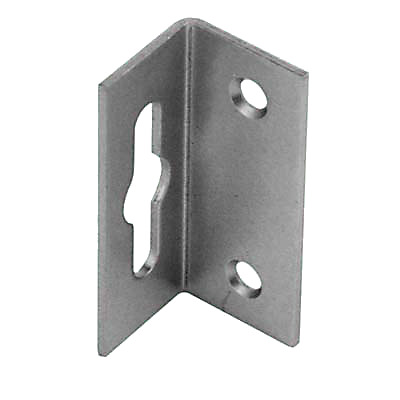 Keyhole Hanging Bracket - 19.5 x 20.5 x 48mm - Zinc Plated Steel - Pack 10