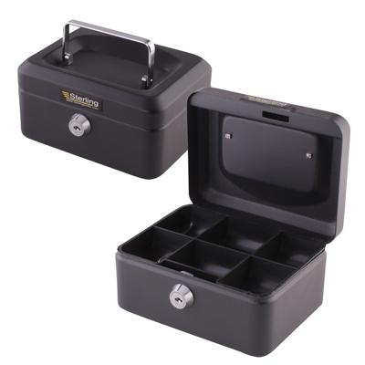 Sterling Cash Box - 6
